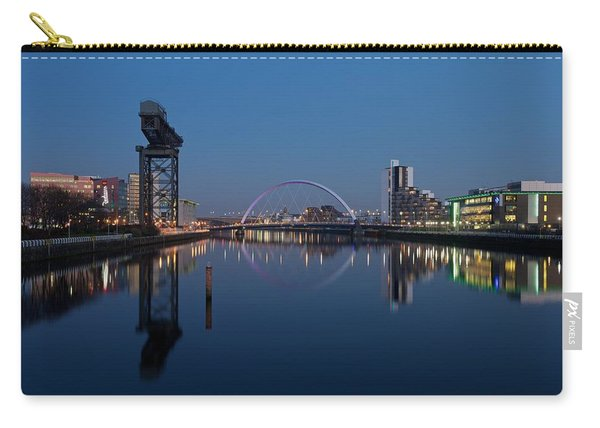 Glasgow Relfected Carry-all Pouch