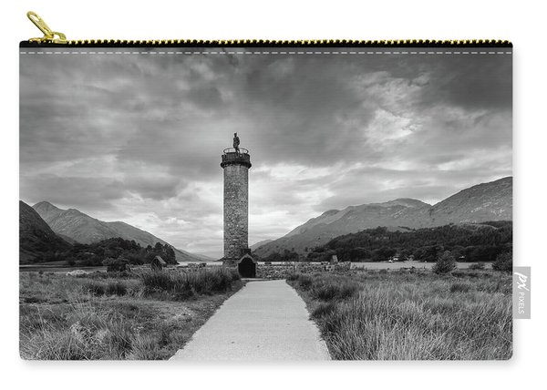 Glenfinnan Monument Carry-all Pouch