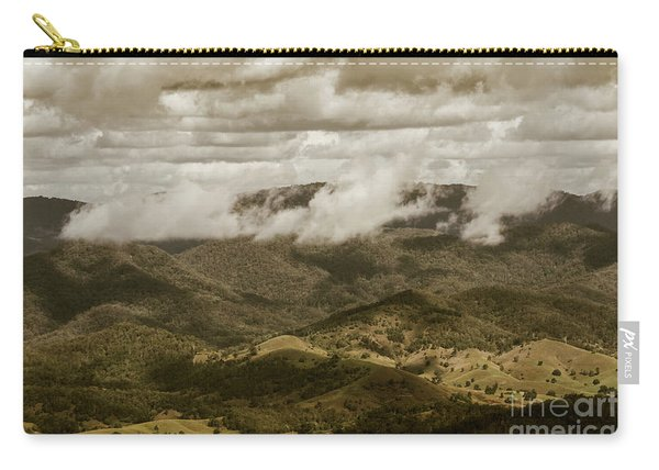 Glorious Cloud Cover Carry-all Pouch