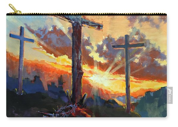 Glory Of Christ Carry-all Pouch