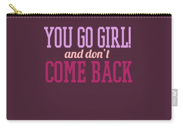 Go Girl Carry-all Pouch