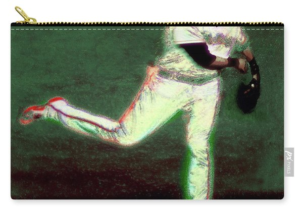 Go Yelich Baseball Art 1 Carry-all Pouch