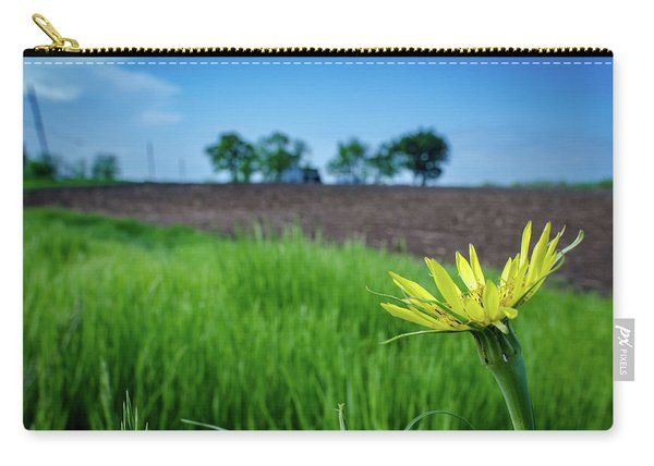 Goat's Beard On Nelson Farm II Carry-all Pouch