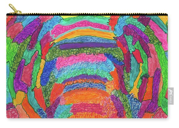 God Is Color - The Original Carry-all Pouch