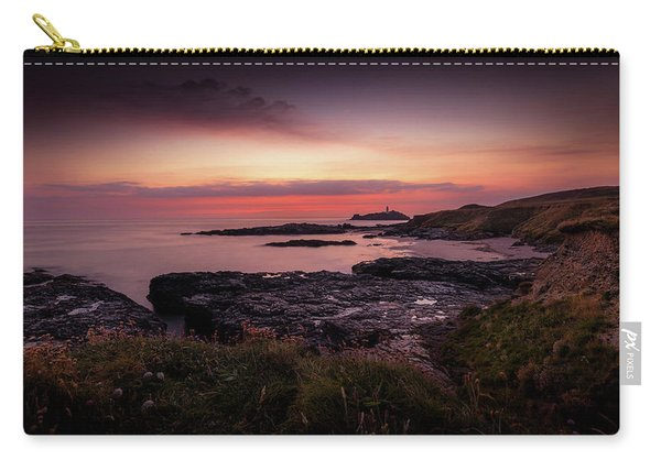 Godrevy Sunset - Cornwall Carry-all Pouch