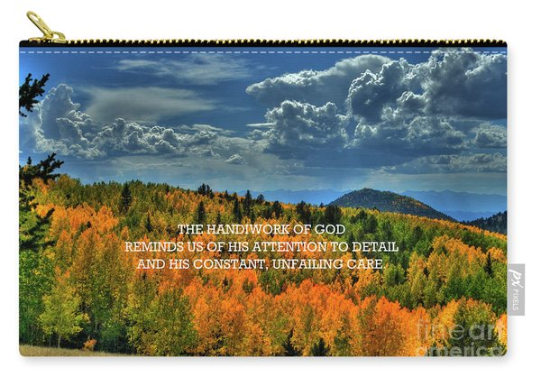 God's Handiwork Carry-all Pouch