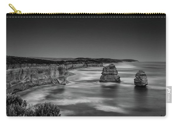 Gog And Magog At The Twelve Apostles Carry-all Pouch