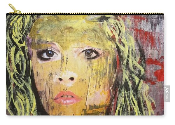 Gold Dust Woman Carry-all Pouch