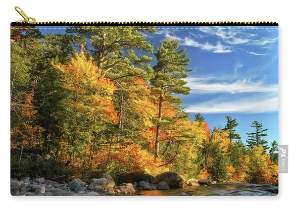 Golden Autumn Light Nh Carry-all Pouch