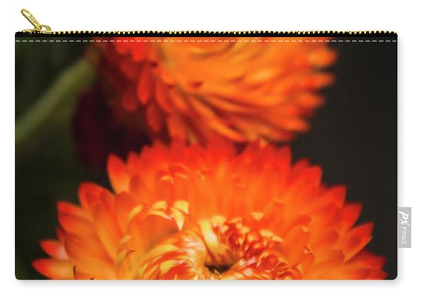Golden Everlasting Carry-all Pouch