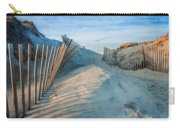 Golden Glow Dunes Carry-all Pouch