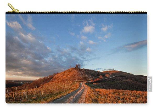 Golden Hill Carry-all Pouch