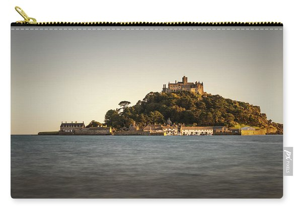 Golden Hour At St Michael's Mount Carry-all Pouch