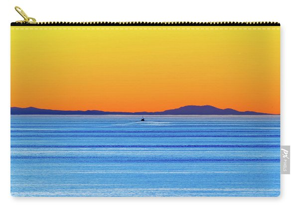 Golden Sunset Series I I Carry-all Pouch