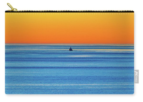 Golden Sunset Series I I I Carry-all Pouch