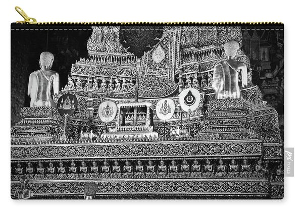 Golden Temple Of Thailand, 2017 Carry-all Pouch