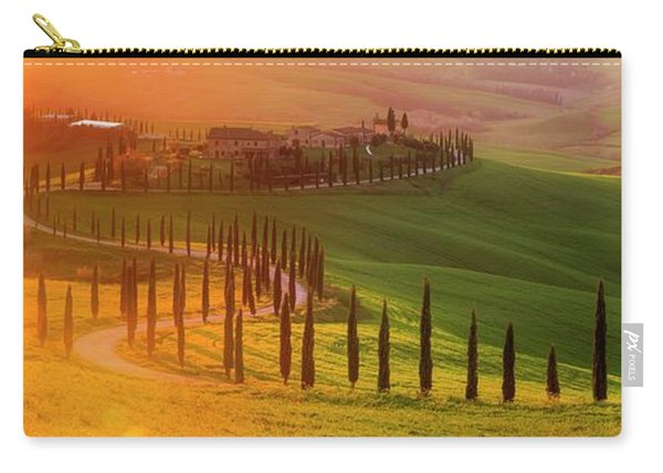 Golden Tuscany II Carry-all Pouch