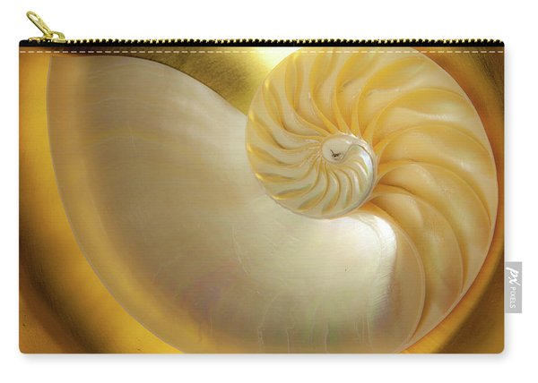 Golden_nautilus_0692 Carry-all Pouch