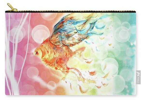 Goldfin Carry-all Pouch