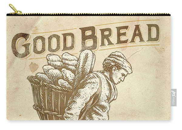 Good Bread Carry-all Pouch