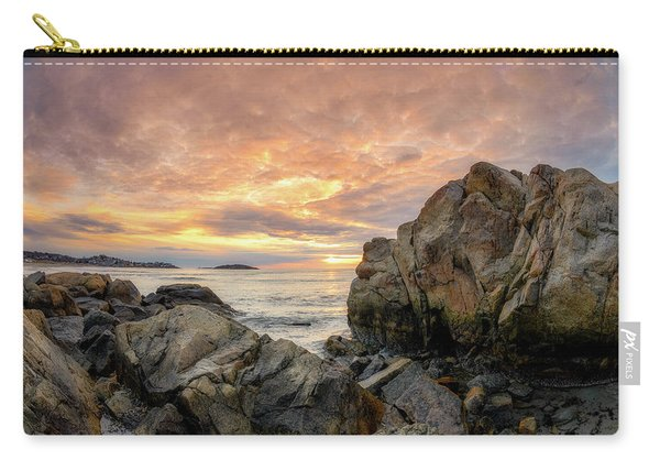 Good Harbor Rock View 1 Carry-all Pouch