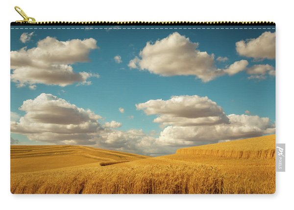 Grains Of Palouse Carry-all Pouch