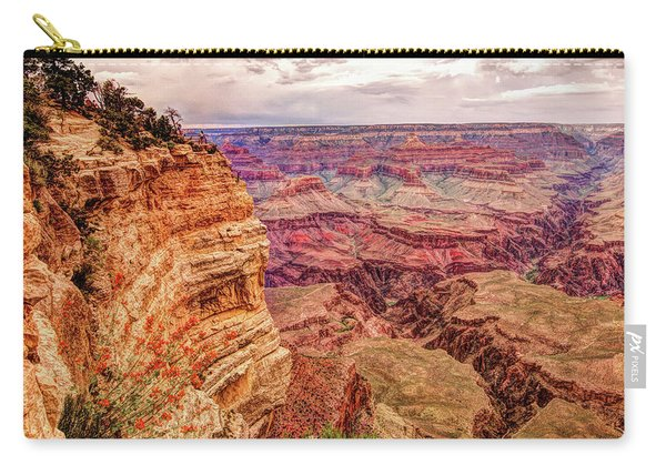 Grand Canyon, #3 Carry-all Pouch