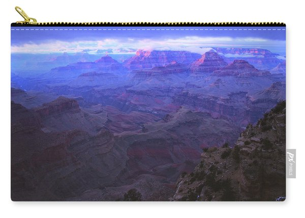 Grand Canyon Twilight Carry-all Pouch