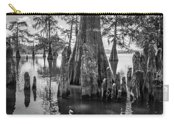 Grand Lake Cypress Carry-all Pouch