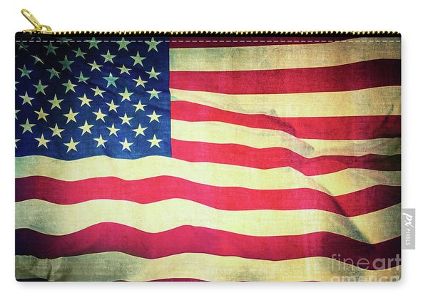 Grand Old Flag Carry-all Pouch