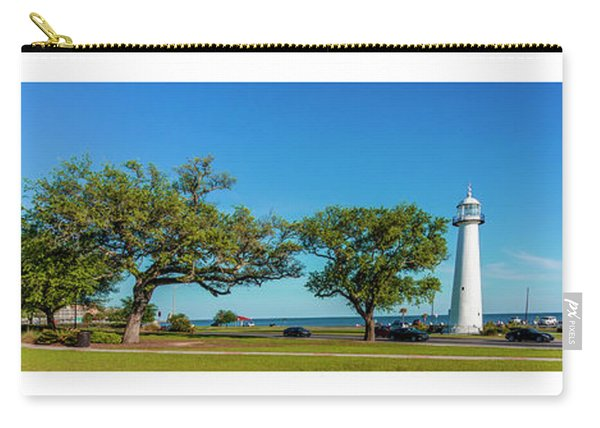 Grand Old Lighthouse Biloxi Ms Collage A1e Carry-all Pouch