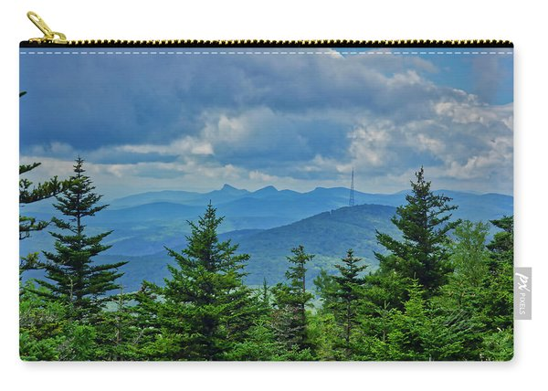 Grandmother Mountain Carry-all Pouch