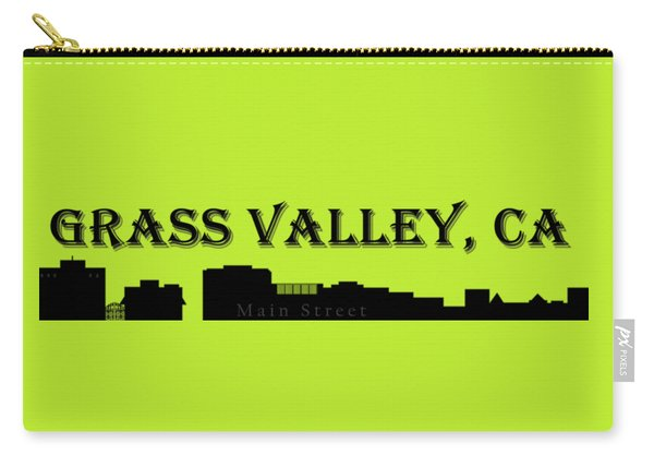 Grass Valley Skyline Carry-all Pouch