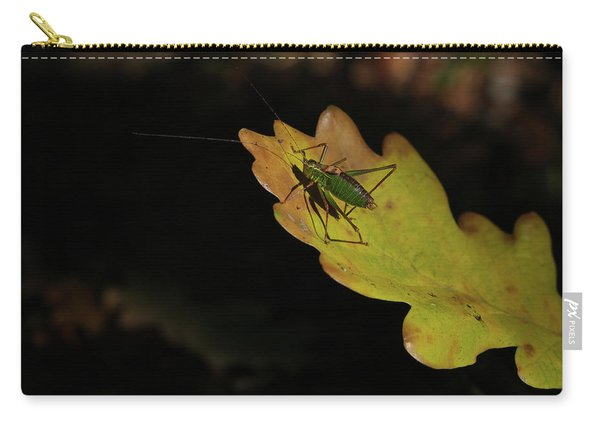Grasshopper Carry-all Pouch