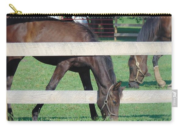 Grazing Beauty Carry-all Pouch