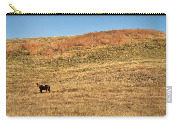 Grazing In The Grass Carry-all Pouch