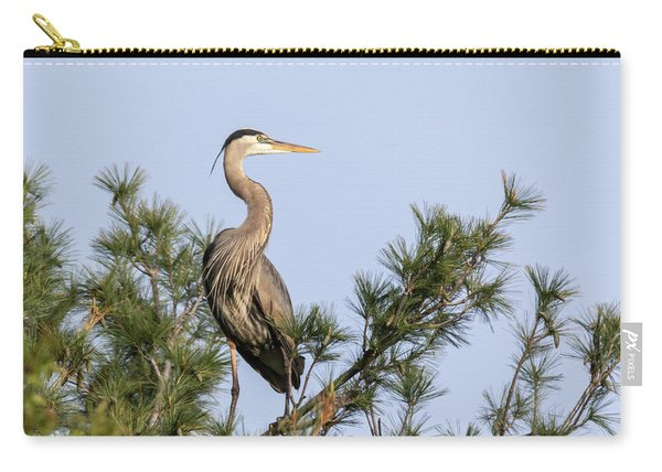 Great Blue Heron 2019-13 Carry-all Pouch