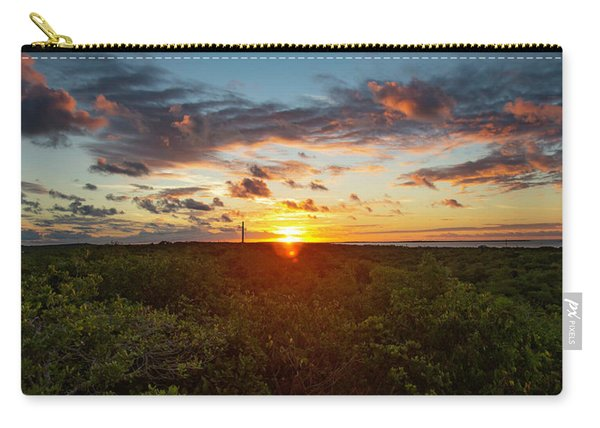 Great Exuma Sunrise Carry-all Pouch