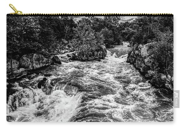 Great Falls Maryland Cascade Carry-all Pouch