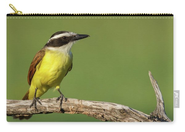 Great Kiskadee Carry-all Pouch