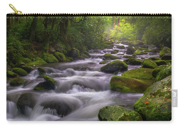 Great Smoky Mountains Gatlinburg Tennessee Carry-all Pouch