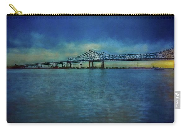 Greater New Orleans Bridge Carry-all Pouch