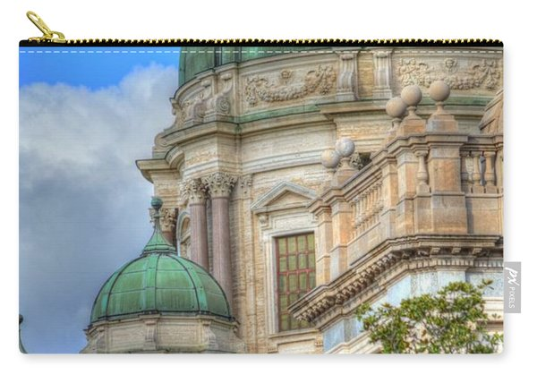 Green Dome's Of Italy Carry-all Pouch