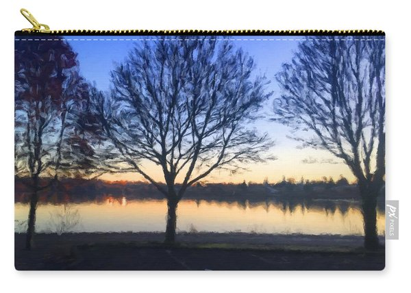 Greenlake Dawn Carry-all Pouch