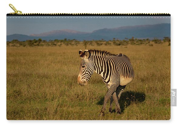 Grevy's Zebra Carry-all Pouch