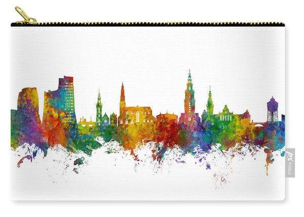 Groningen The Netherlands Skyline Carry-all Pouch