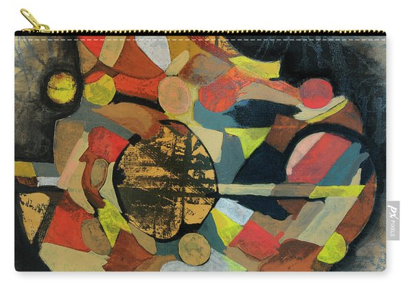 Grounded In Art Carry-all Pouch