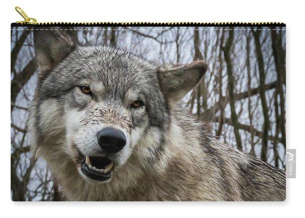 Grrrrrrrr Carry-all Pouch