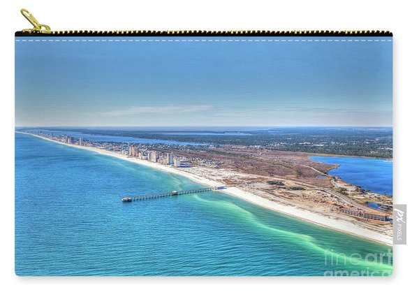 Gsp Pier And Beach Carry-all Pouch