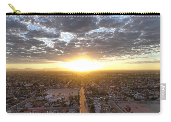 Guadalupe Sunset Carry-all Pouch